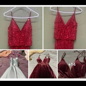 Home coming dresses